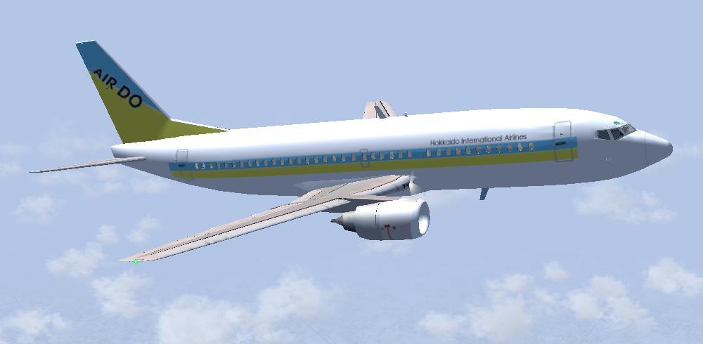 機体ペイント4種類公開