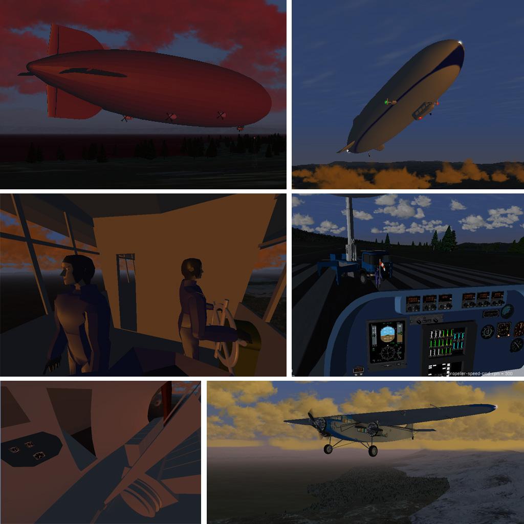 北緯78°飛行船の島