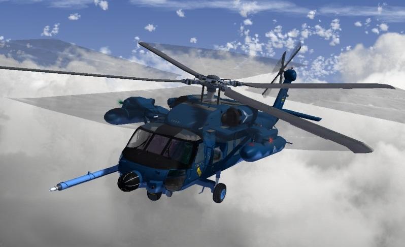 ロクマル兄弟 UH-60J