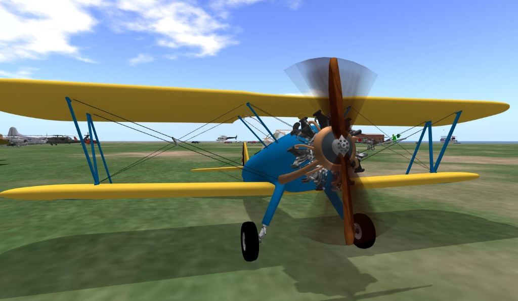 Boeing PT 17 Stearman