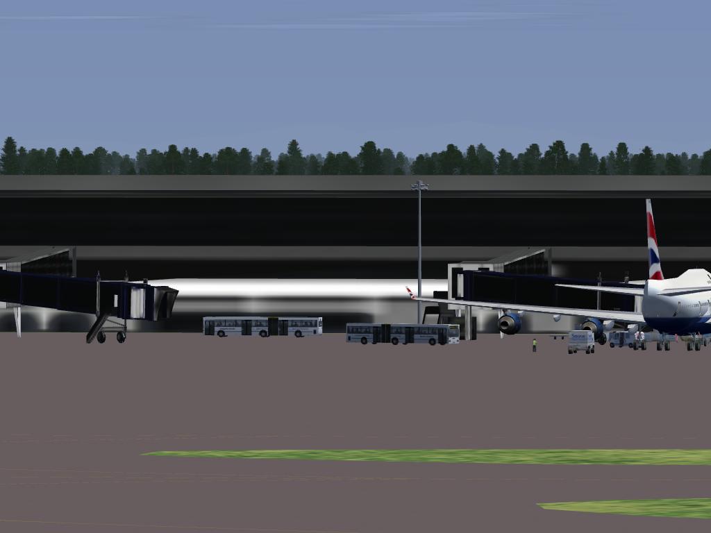 RJGG Terminal