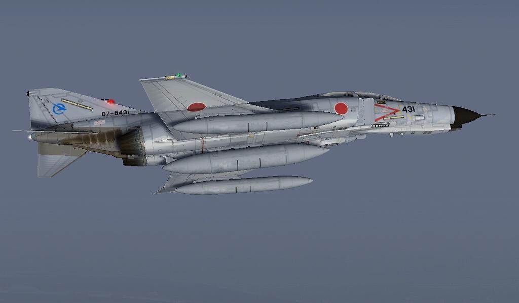 自作9機目 F-4EJ AD...