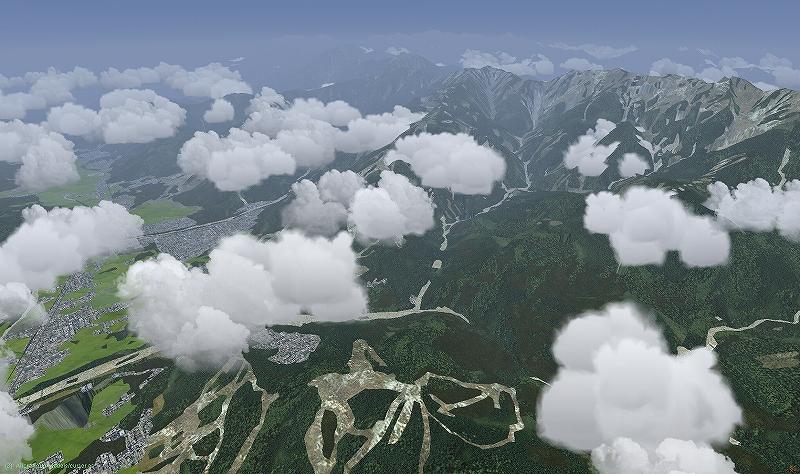 植生図を利用した北...