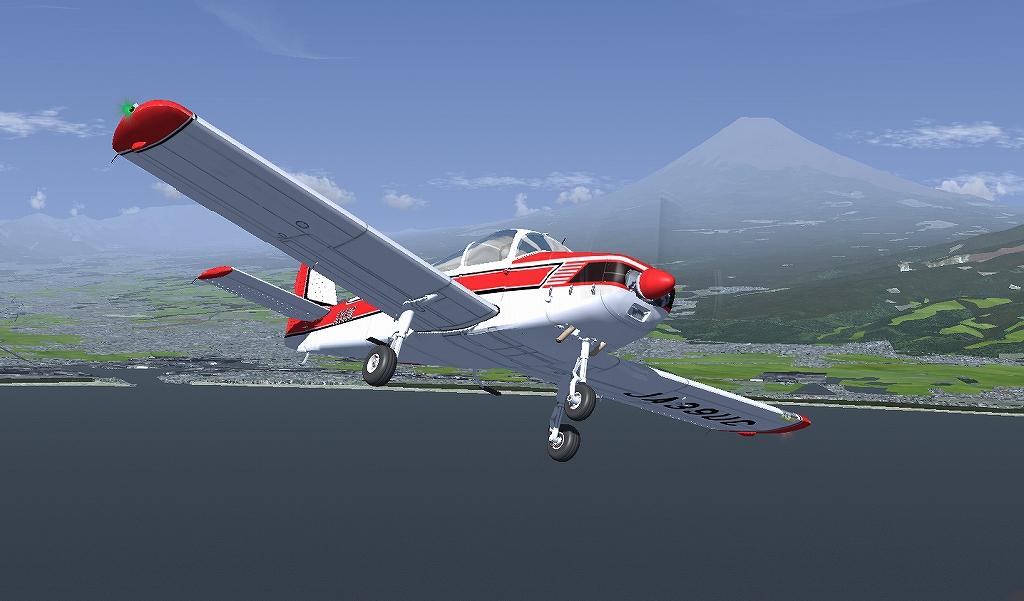 自作10機目 FA−200公開