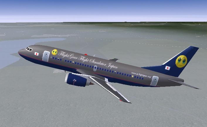 tetsuさんのアバターアイコン 737機体